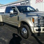 2017 Ford Super Duty F450 Platinum Ultimate